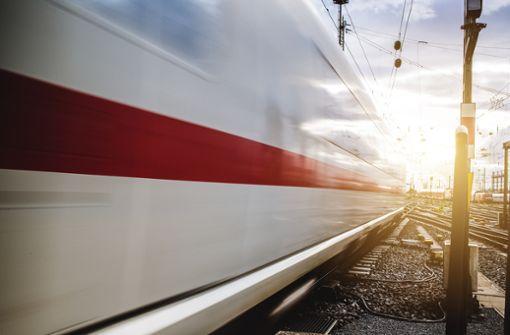 Volle Fahrt voraus bei der DB Cargo