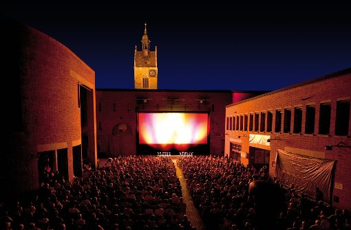 Ein letztes Mal Open-Air-Kino