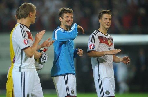 Müller beschert Löw erfolgreichen Start