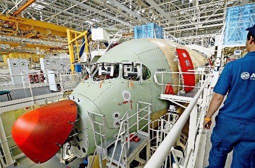 Airbus baut europaweit über 1100 Stellen ab