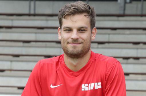 SV Fellbach: Jens Strohm erzielt das Tor des Tages