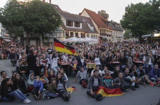 30.000 Fans ließen sich das Spektakel nicht entgehen. Foto: factum/Bach