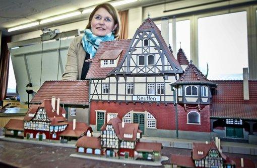 Geschäftsführerin Susanne Vollmer Foto: Peter Petsch