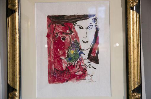 Chagall und Fuchs kommen sehr gut an