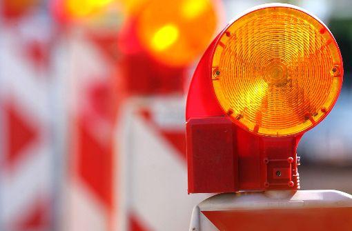 Vollsperrung in Bad Cannstatt zum Feierabend