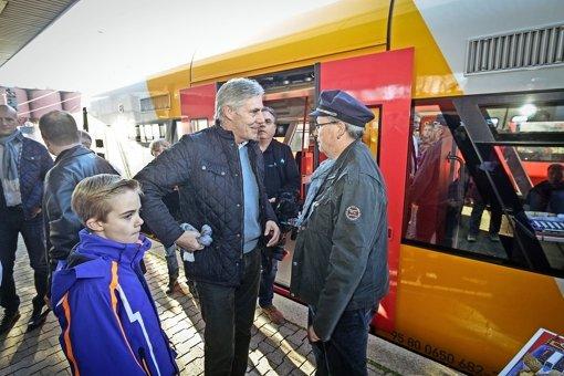 Wie laut oder wie leise ist die Hesse-Bahn?