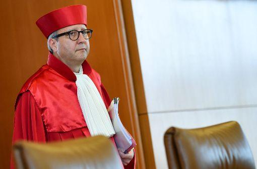 Urteil stärkt Parlament bei Kontrolle der Bundesregierung