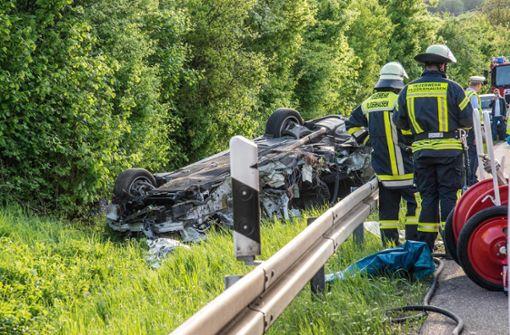 Übermüdeter Fahrer verursacht tödlichen Unfall