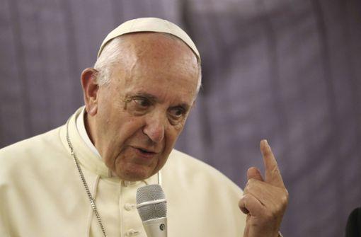 Papst kritisiert Trumps Flüchtlingspolitik an Grenze zu Mexiko