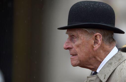Mann von Queen Elizabeth aus Klinik entlassen