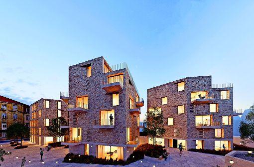 wohnungsbau in ludwigsburg das hochhaus an der karlstra e ist vom tisch landkreis ludwigsburg. Black Bedroom Furniture Sets. Home Design Ideas