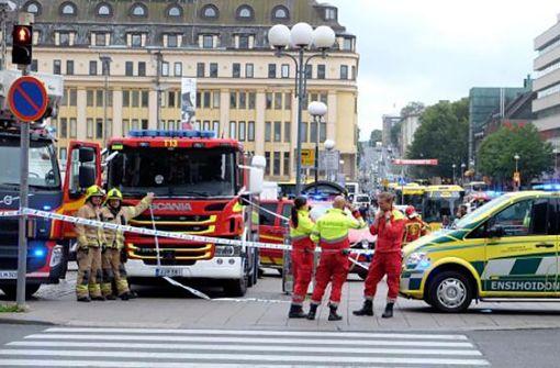 Zwei Tote bei Messerattacke in Turku