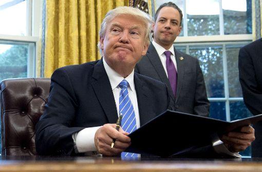 Absage an Freihandel beunruhigt Wirtschaft