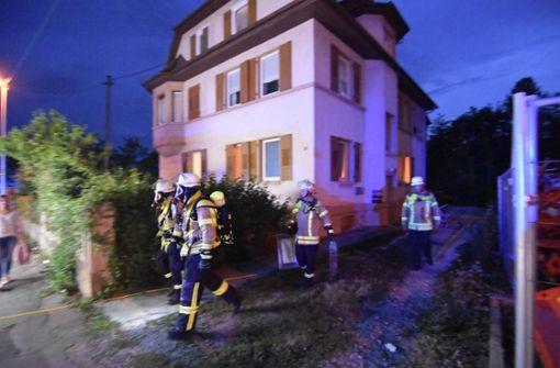 Bei einem Brand in Nürtingen wurden zwei Personen verletzt.  Foto: 7aktuell.de/Moritz Bassermann