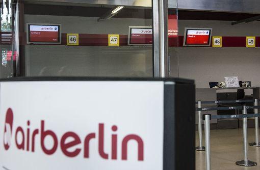 Ab 28. Oktober wird Air Berlin keine Flüge mehr unter eigenem Code anbieten. Foto: dpa
