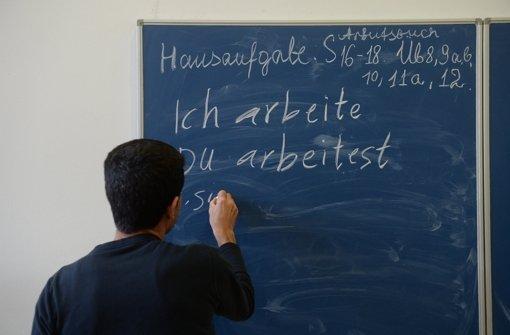 Nach drei Monaten Aufenthalt in Deutschland dürfen Asylbewerber arbeiten – aber nur, wenn für die Stelle kein Deutscher zur Verfügung steht. Foto: dpa