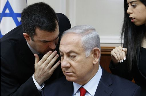 Sprecher von Netanjahu mit Sexismus-Vorwürfen konfrontiert