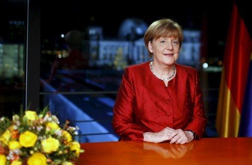 Bundeskanzlerin Angela Merkel spricht sich gegen eine Abschottung aus angesichts der Krisen in der Welt. Foto: dpa