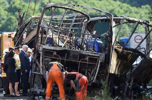 Ermittler haben toten Busfahrer im Verdacht