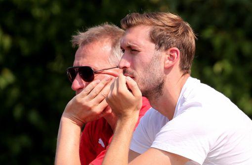 Wirbel um Weltkriegs-Spruch – das sagt VfB-Sportchef Michael Reschke