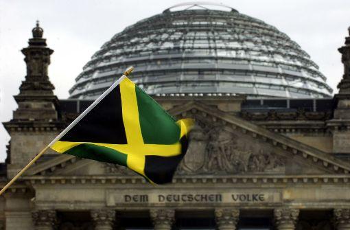 Jamaika-Koalition steht bei Bürgrn hoch im Kurs
