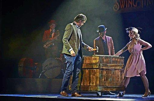 Die Angst des Zuschauers vor der Bühne