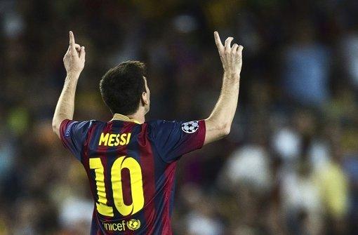 Der Argentinier Lionel Messi glaubt auch daran. Foto: dpa