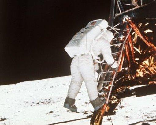 Der zweite Moonwalker