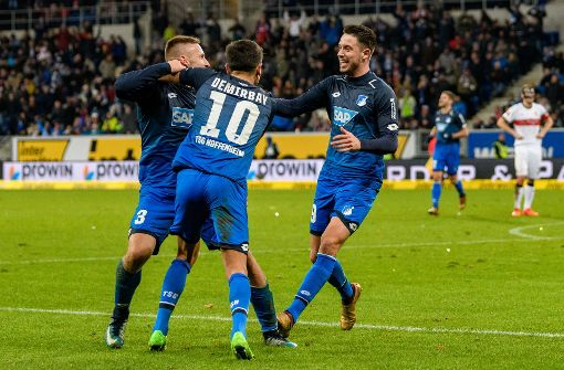 VfB Stuttgart verliert auch in Hoffenheim