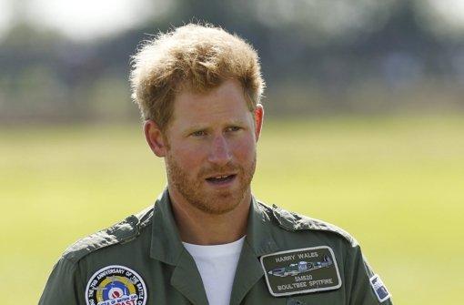 Prinz Harry trägt jetzt Bart