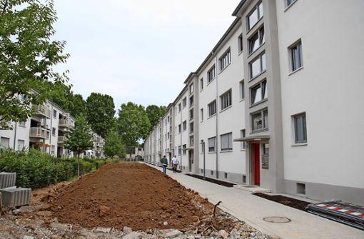 Inselsiedlung nach elf Jahren mit zeitgemäßen Wohnungen