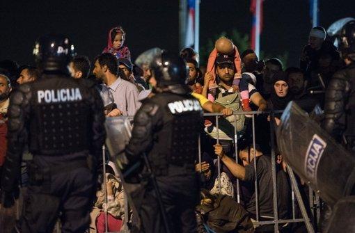 Österreich blockiert Einreise aus Slowenien