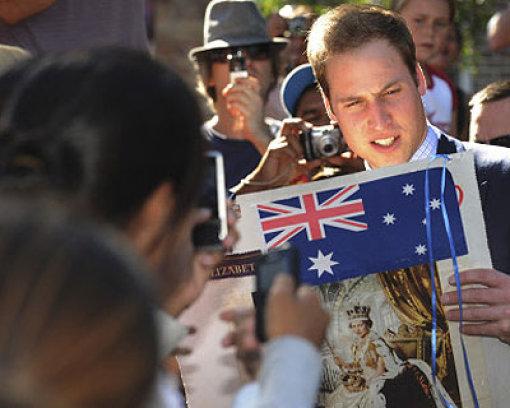 Von Neuseeland nach Australien