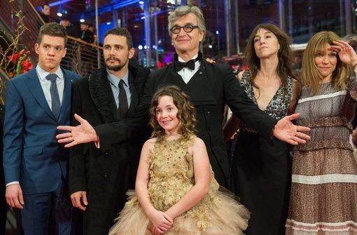 Viel Applaus für Gainsbourg und Franco