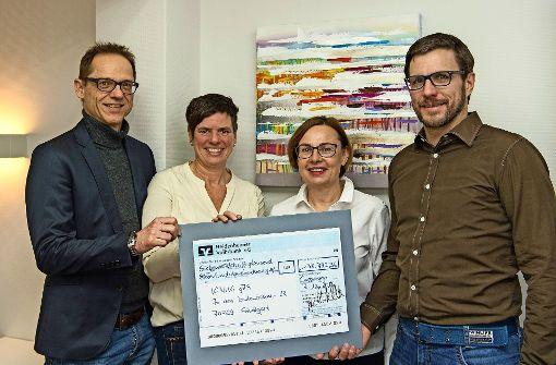 Patienten spenden 37800 Euro für Kinder