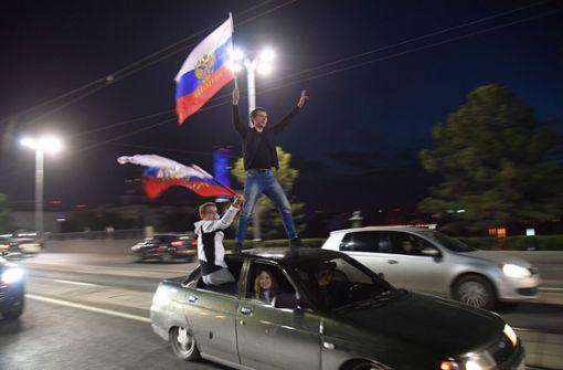 Russland im Rausch