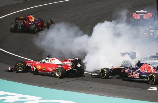 Mercedes-Desaster in der Tropensauna