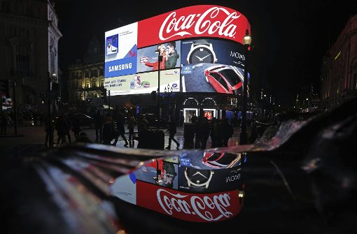 Piccadilly Circus bleibt monatelang dunkel
