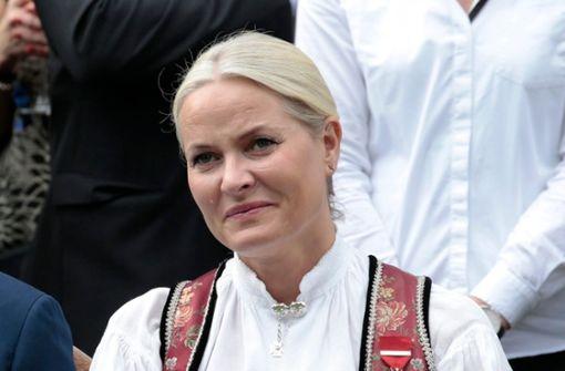Norwegische Prinzessin leidet an chronischer Krankheit