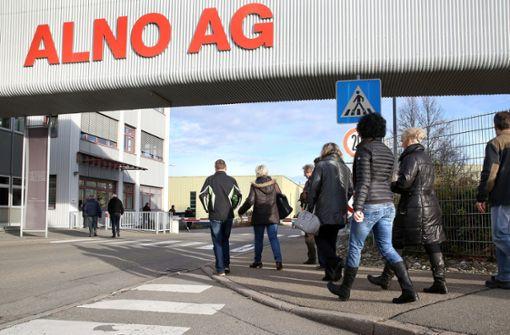 Neue Alno GmbH steht vor der Gründung
