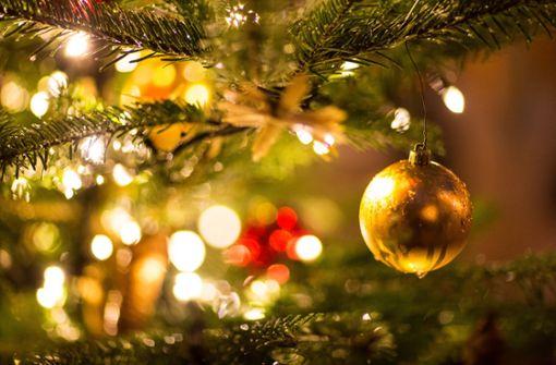 Was für und gegen ein Weihnachtsbaum aus Plastik spricht