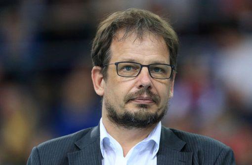 ARD-Journalist Hajo Seppelt wurde das Visum für die bevorstehende Fußball-Weltmeisterschaft vom 14. Juni bis 15. Juli verweigert. Foto: dpa-Zentralbild