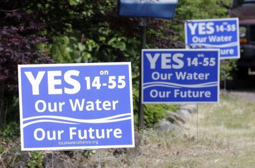 Umweltbeirat: Wasser darf kein exklusives Handelsgut werden