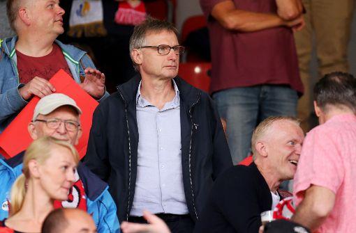 Reschke outet sich als Fan von Hannes Wolf