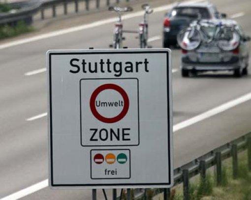 Dicke Luft zwischen Stuttgart und Nachbarkreisen