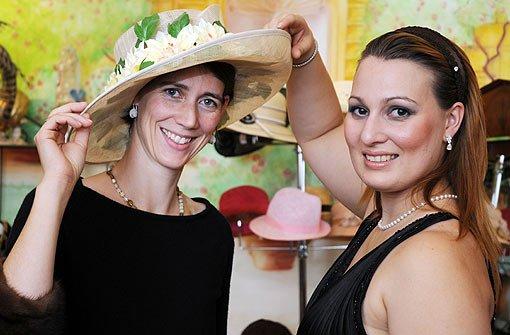 Ein Hut macht ein Outfit erst komplett
