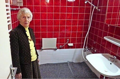 89-Jährige wartet seit Monaten auf Dusche