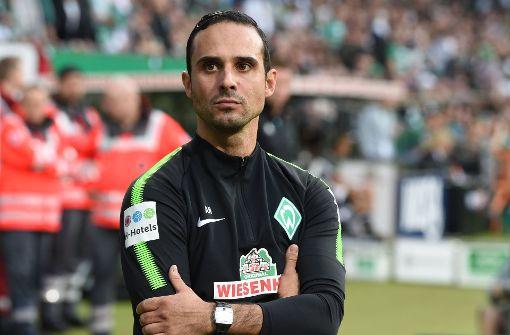 Werder Bremen stellt Trainer frei