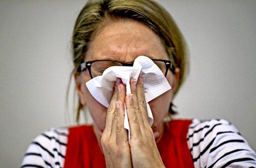 Erkältungen lassen Krankenstand steigen