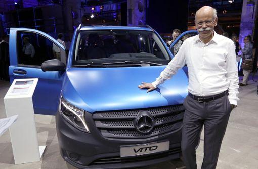 Daimler legt Widerspruch gegen Rückruf ein